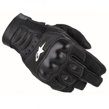 GANTS RACING CUIR ALLOY NR