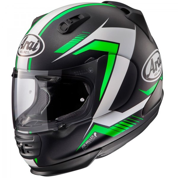 casque arai rebel maxus noir vert la boutique moto. Black Bedroom Furniture Sets. Home Design Ideas